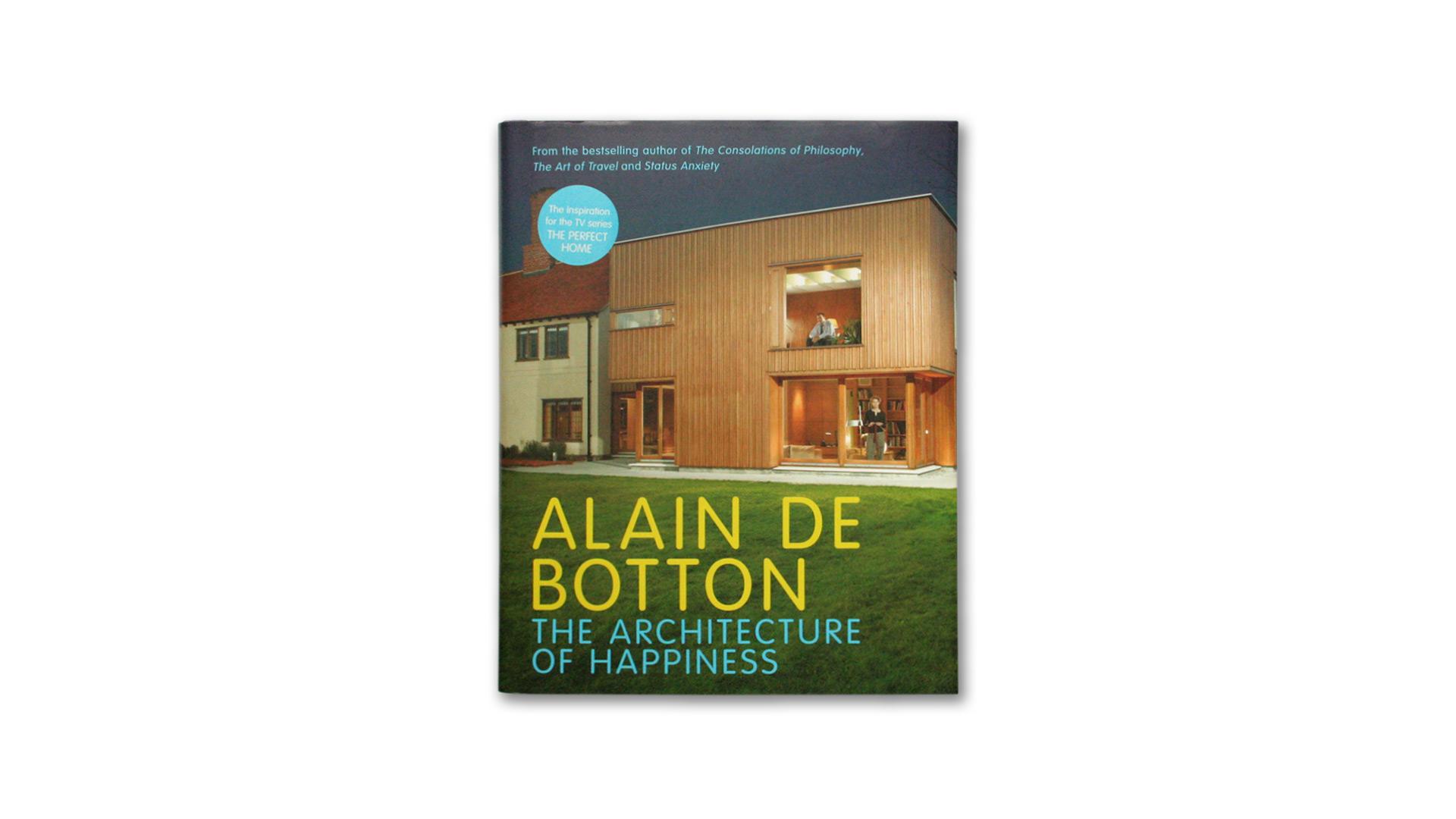 Alain De Botton Architecture Of Happiness Penguin