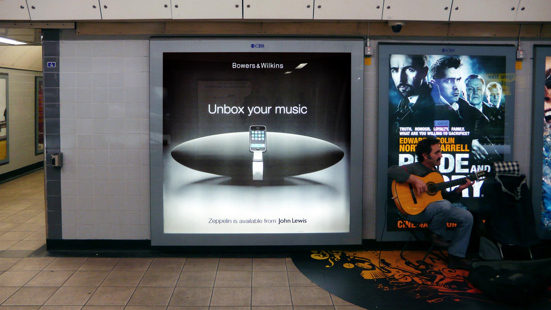 Bowers Amp Wilkins Zeppelin Campaign Thomas Manss Amp Company