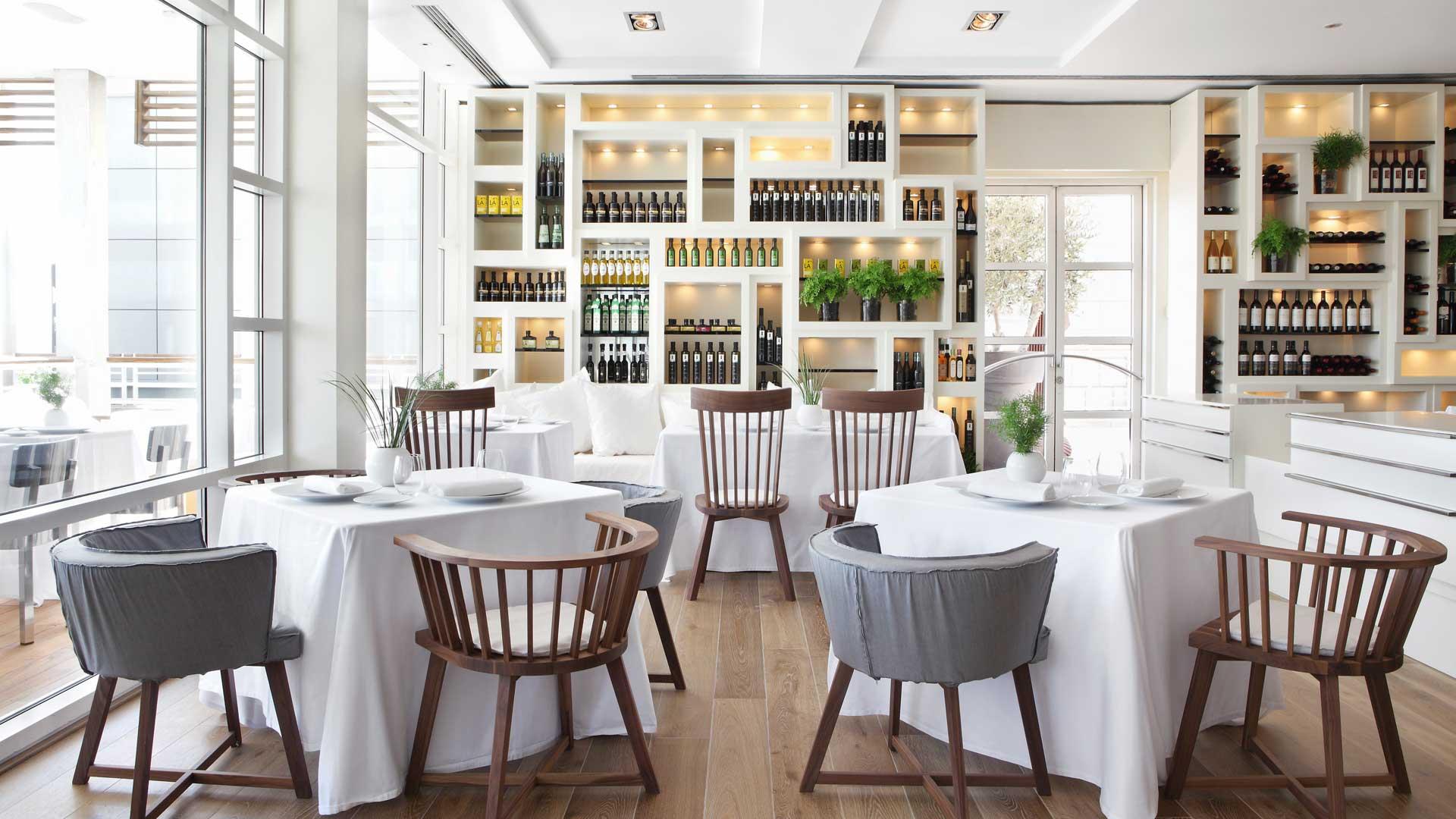 Hotel arts barcelona website thomas manss company - Restaurant umo barcelona ...