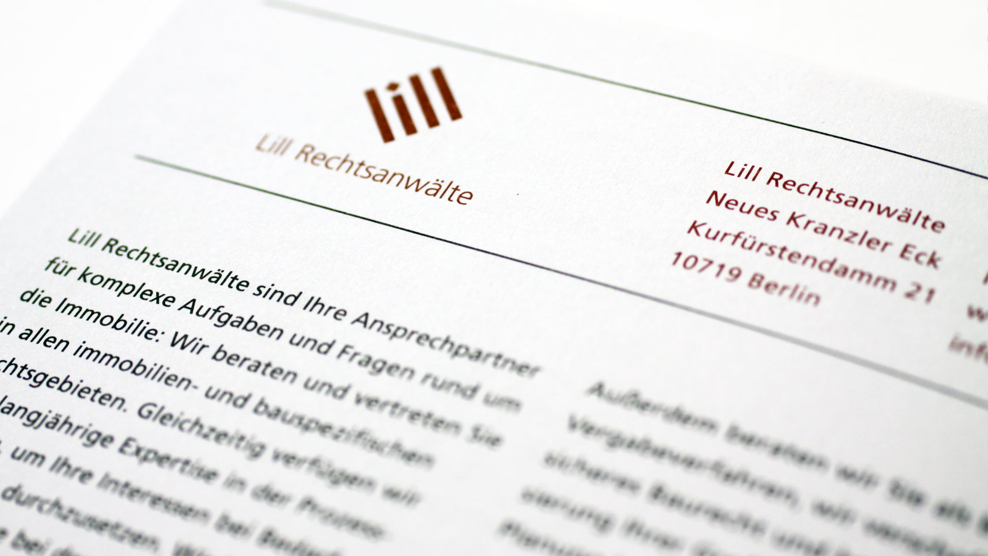 Lill Newsletter   Thomas Manss & Company