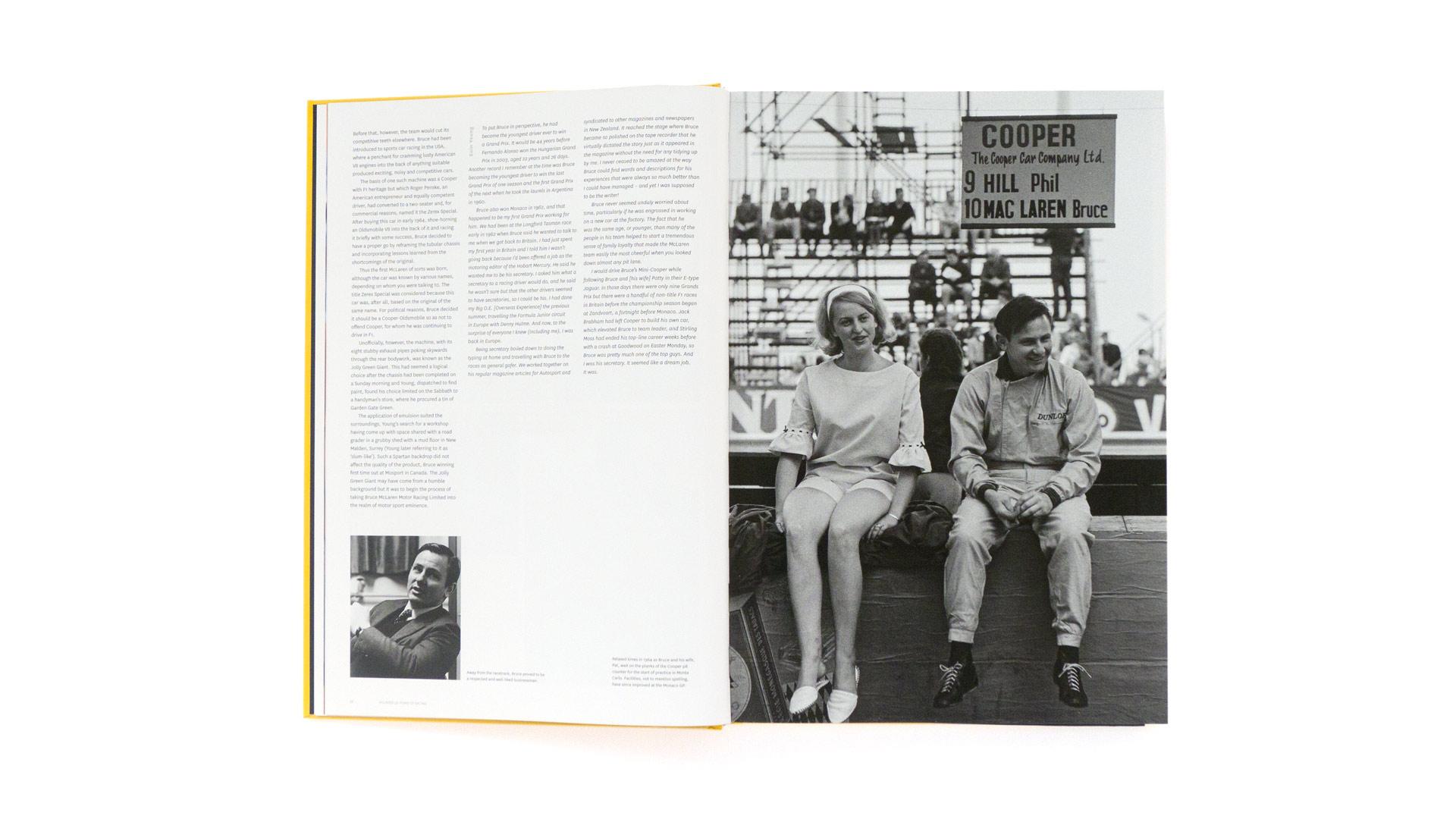 mclaren - 50 years of racing | thomas manss & company