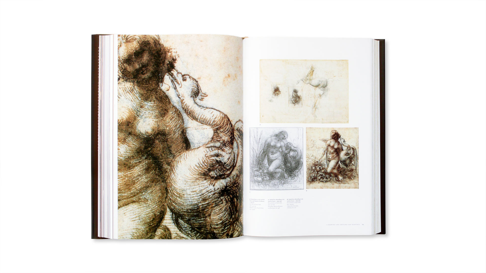 Leonardo da Vinci, The Complete Paintings and Drawings, Taschen Verlag |  Thomas Manss & Company