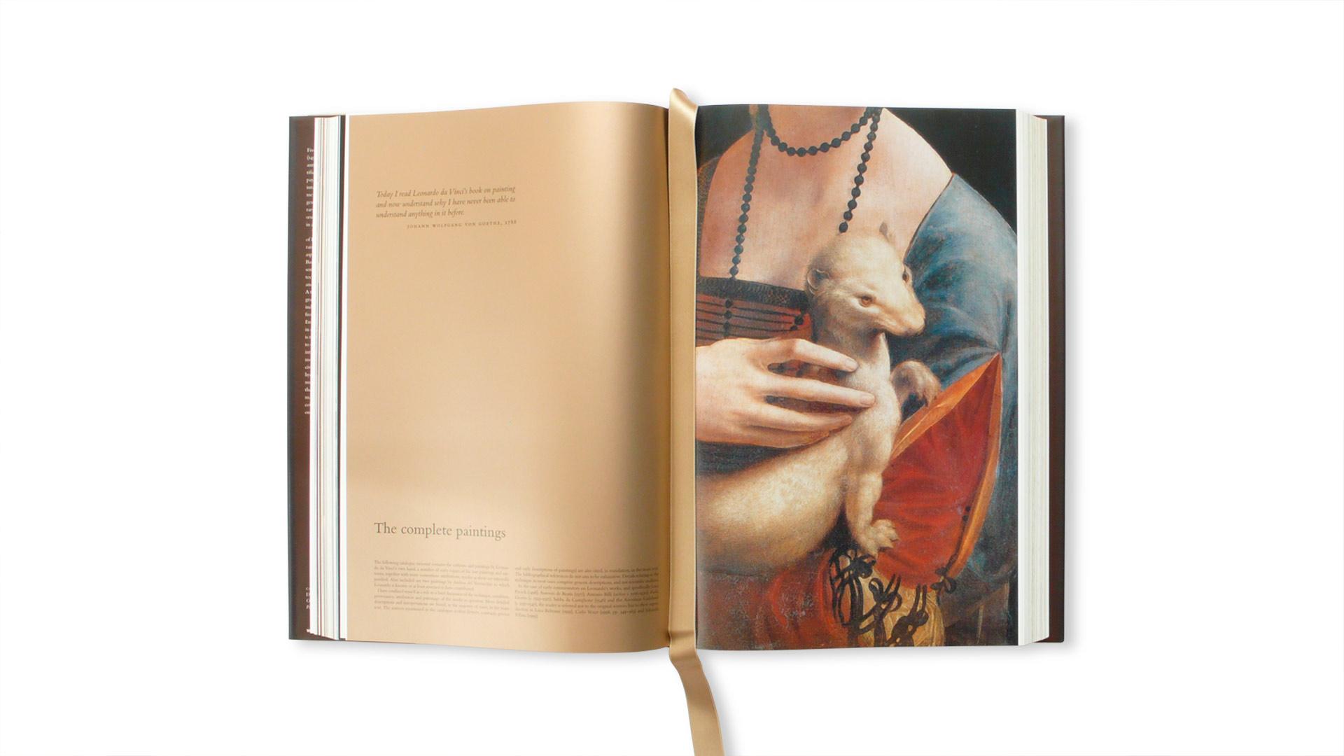 Leonardo Da Vinci : The Complete Paintings by Johannes Nathan and Frank Zöllner (2017, Hardcover)